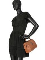 Top Handle Balade Leather Etrier Brown balade EBAL10-vue-porte