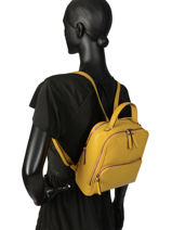 Backpack Balade Etrier Yellow balade EBAL08-vue-porte