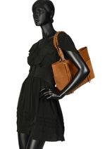 Shoulder Bag Obstacle Etrier Black obstacle EOBS03-vue-porte