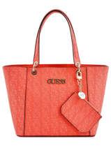Kamryn Tote Bag Guess Orange kamryn SH669123