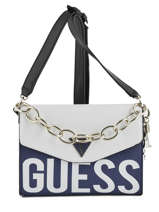 Shoulder Bag Maddy Guess Black maddy VL729121