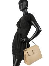 Top Handle  Leather Milano Black CA18114-vue-porte