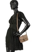 Crossbody Bag Miniprix Brown 67920E-vue-porte