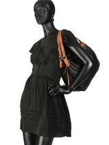 Shoulder Bag Felix Miniprix Black felix MD281-vue-porte