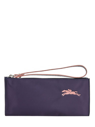 Longchamp Le pliage club Clutches Violet