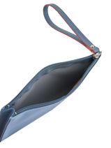 Longchamp Le pliage club Clutches Black-vue-porte