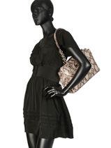 Sac Shopping Marlene Guess Noir marlene PG717709-vue-porte