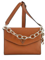 Sac Bandoulière Maddy Guess Marron maddy VG729121