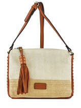 Shoulder Bag Ibiza Torrow Beige ibiza H0941