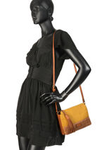 Shoulder Bag Ibiza Torrow Black ibiza H0941-vue-porte
