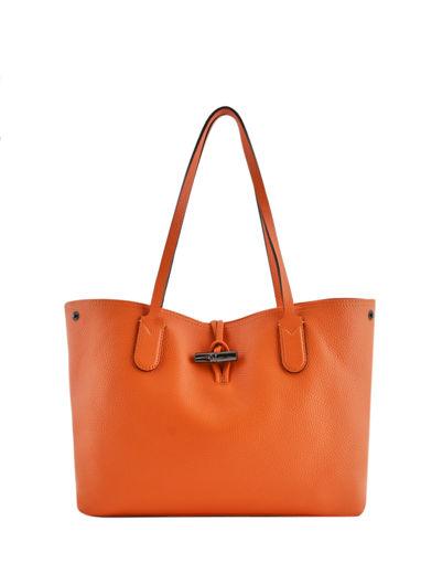 Longchamp Roseau essential Hobo bag Orange