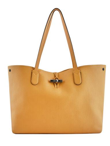 Longchamp Roseau essential Hobo bag Brown