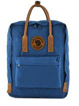 Backpack Kånken 1 Compartment Fjallraven Blue kanken n°2 23565