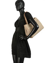 Shoulder Bag Accacia Woomen Beige accacia WACAC03-vue-porte