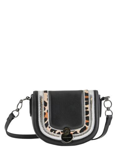 Longchamp Cavalcade eclat Messenger bag Black