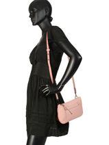 Longchamp Longchamp 3d Sacs porté travers Rose-vue-porte