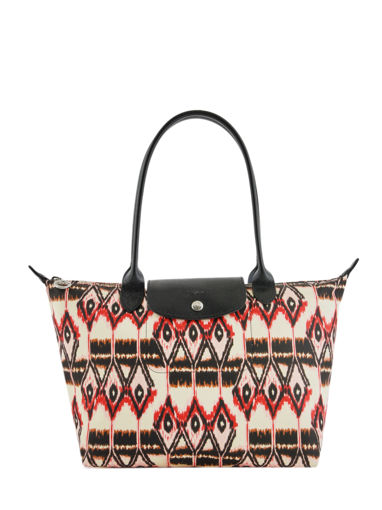 Longchamp Le pliage ikat Besaces Rouge