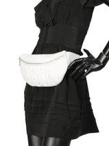 Fanny Pack Miniprix White coco 87335-vue-porte