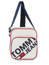 Crossbody Bag Tommy Jeans Tommy hilfiger White tjm modern AM04412