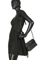 Shoulder Bag Studs Miniprix Black studs - 000F6388-vue-porte