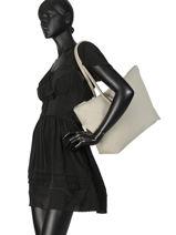 Shoulder Bag L.12.12 Concept Lacoste Black l.12.12 concept NF1888PO-vue-porte