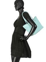 Shoulder Bag L.12.12 Concept Lacoste Black l.12.12 concept NF2037PO-vue-porte