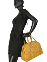 Bowling Gro Leather Pieces Yellow gro 17092569-vue-porte