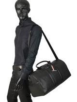 Travel Bag Elevated Tommy hilfiger Black elevated AM04456-vue-porte