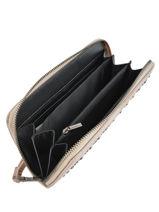 Continental Wallet Miniprix Brown felix 347-vue-porte