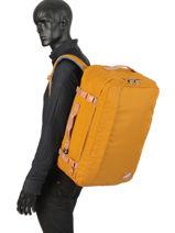 Sac De Voyage Cabine Classic + Cabin zero Orange classic + CZ25-vue-porte