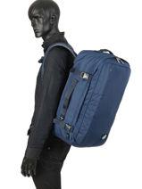 Duffle Bag 42l Classic + Cabin zero Blue classic + CZ25-vue-porte