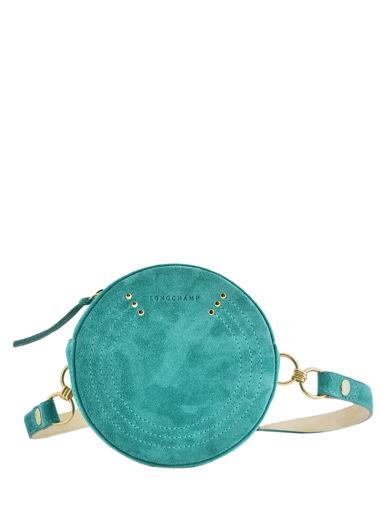 Longchamp Cavalcade wild Pouch bag Green