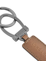 Longchamp Longchamp 3d Key rings Brown-vue-porte