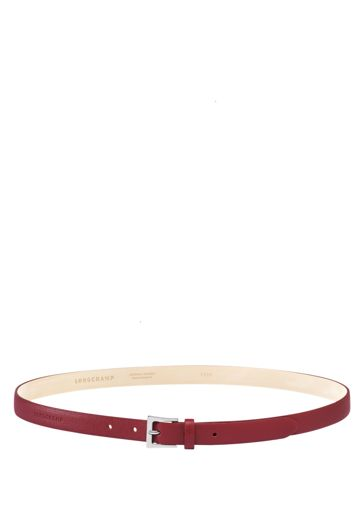 Longchamp Game on Belts Red