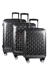 Luggage Set Quadra Travel Gray quadra 18802LOT