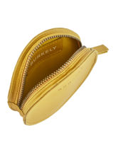 Purse Leather Burkely Yellow desert daisy 841283-vue-porte