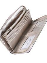 Wallet Guess White downtown SG729663-vue-porte