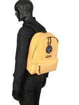 Backpack Napapijri Black geographic NOYIGR-vue-porte