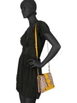 Crossbody Bag Miniprix Yellow sigle DQ8554-A-vue-porte