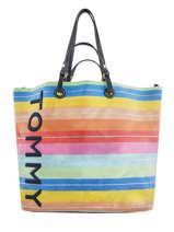 Shoulder Bag A4 Tommy Summer Tommy hilfiger Multicolor tommy summer AW06781