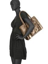 Shopper Vintage Leather Paul marius Beige vintage RIVGAU-M-vue-porte