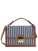 Shoulder Bag Joyaux Paloma Mac douglas Blue paloma JOYPAL-M