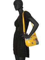 Crossbody Bag Graffity Miniprix Yellow graffity F5053-vue-porte