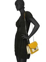 Crossbody Bag Couture Miniprix Black couture R1518-vue-porte