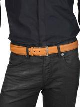 Ceinture Homme Ajustable Classic Miniprix Marron classic 850-35-vue-porte