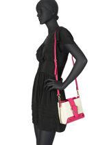 Shoulder Bag Circle Miniprix Black circle DQ8554-vue-porte