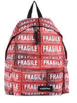 Backpack Padded Andy Eastpak Black andy warhol K620AND