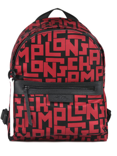 Longchamp Le pliage lgp Backpack Black