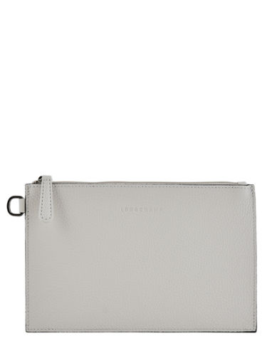 Longchamp Roseau essential Clutches Gray