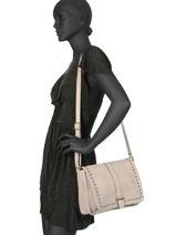 Shoulder Bag Felix Miniprix Brown felix MD283-vue-porte